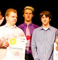 GFOS-Preis geht an junge Talente