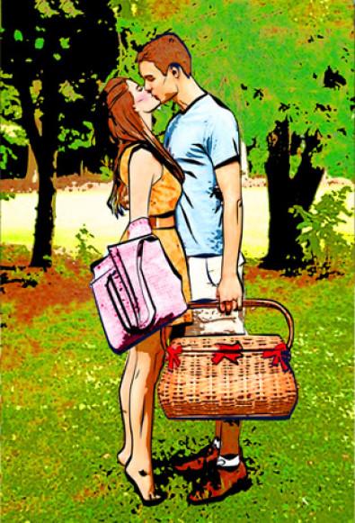 Acht kostenlose Date-Ideen
