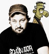 Oli Hilbring, wie wird man eigentlich Cartoonist?